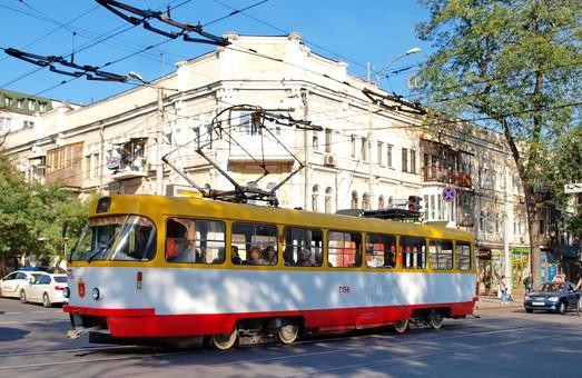 В студии Артемия Лебедева нарисовали неправильную схему одесского трамвая