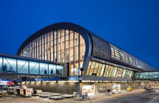 Главный аэропорт Норвегии увеличивает свои возможности наполовину