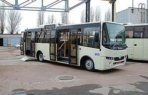 "В Сумы поставят два автобуса ""Атаман"""