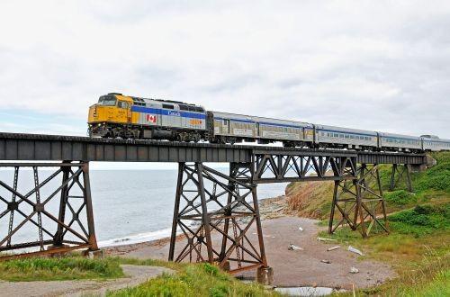 В канадском Квебеке возрождают железную дорогу