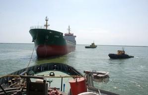 Азовский судоремонтный завод в Мариуполе спустил на воду сухогруз