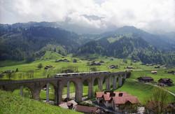 Крупнейшая железная дорога Швейцариипланирует расширение обслуживаемой сети (ФОТО)