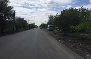 Обновленную дорогу к Украинской Венеции откроют 20 мая (ФОТО)