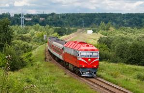 Литва прекращает железнодорожное пассажирское сообщение с Россией
