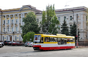 "В Одессе закупят пять корпусов трамваев у ""Политехносервиса"""