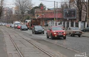 В Одессе предлагают ограничить въезд автомобилей в центр города