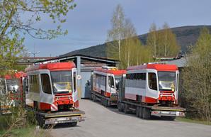 В Самару отправляют первые трехсекционные трамваи (ФОТО)