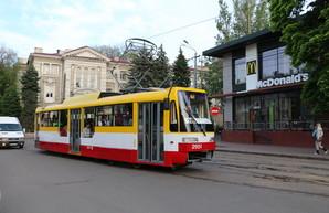 Одесский электротранспорт снова стал лучшим в Украине