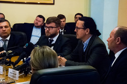 Балчун в Одессе рассказал о реформе железной дороги, закупке 200 локомотивов и тысячах новых вагонов (ФОТО, ВИДЕО)