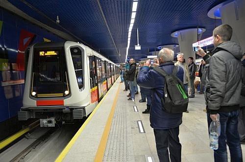 Для метро Варшавы закупают 222 вагона