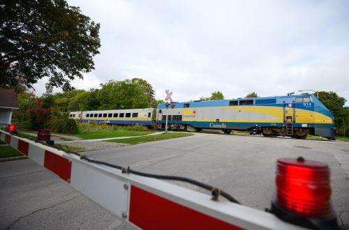 В Канаде планируют строить первую скоростную железную дорогу