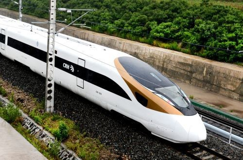 В Китае начали строить очередную высокоскоростную железную дорогу из Пекина