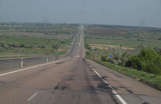В Одесской области построят бетонную дорогу