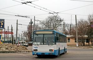 В Ровно покупают подержанные троллейбусы