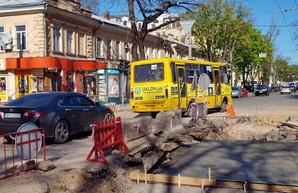 Схема движения одесских автобусов в центре города снова меняется