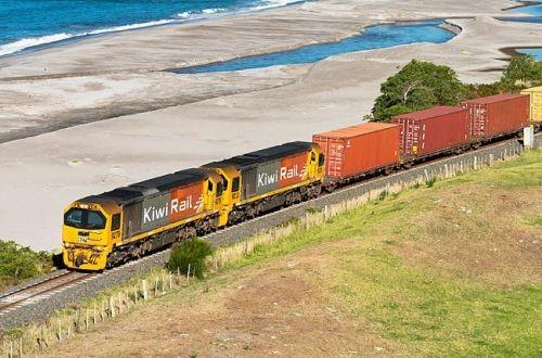 Новая Зеландия инвестирует в свои железные дороги почти 700 миллионов долларов