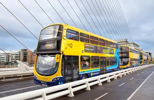 Столица Ирландии собралась тратить на городские автобусы по 100 миллионов евро в год