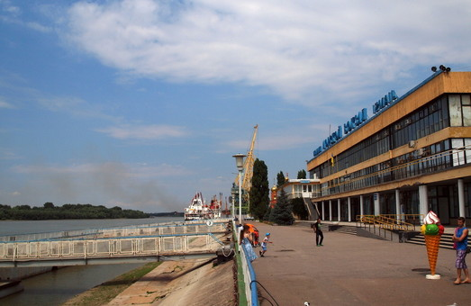Флот главной украинской судоходной компании обновят за китайские инвестиции