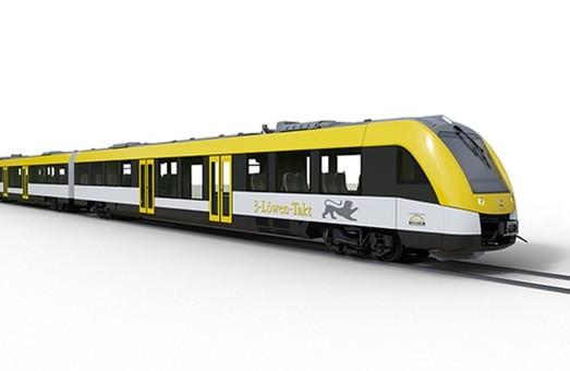 Железные дороги Германии заказывают новые региональные дизель-поезда Alstom