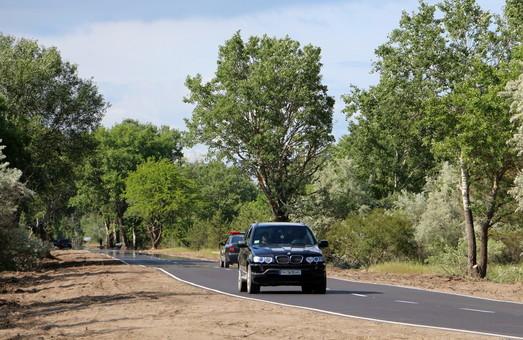 Германия поможет Украине строить пластиковые дороги