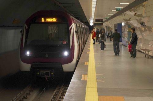 Стамбул заказывает 30 новых метропоездов