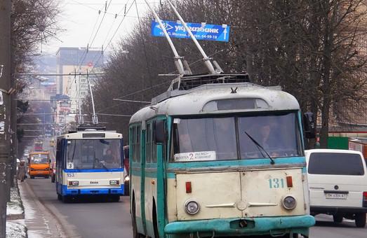 "Ровно закупает ""автономные"" троллейбусы"