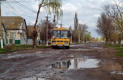 Украинские дороги входят в топ-10 самых худших дорог в мире