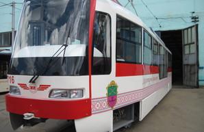 Запорожье собирается самостоятельно собрать полсотни трамваев