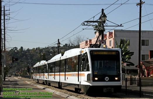Лос-Анжелес модернизирует 52 трамвая за 140 миллионов долларов