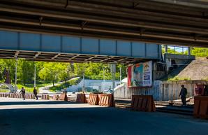 Чиновник мэрии: запуск движения под Пересыпским мостом откладывается на 10 дней