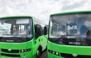 В Сумах снова закупают автобусы среднего класса
