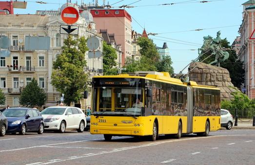 В Кременчуге объявлен тендер на 40 троллейбусов за счет ЕБРР