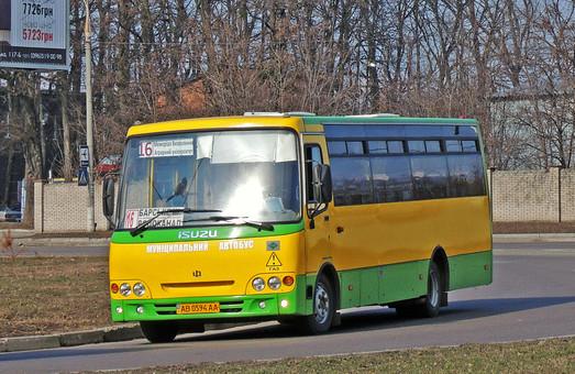 Винница закупает 4 газовых автобуса