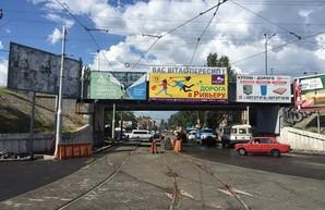 Уже завтра в Одессе открывается движение автотранспорта и автобусов на Пересыпь