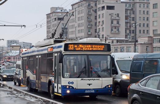 Уничтожение троллейбусной сети в Москве продолжается: за июнь ликвидировали 6 маршрутов