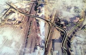 Одесский исполком намерен построить две транспортных развязки над железными дорогами