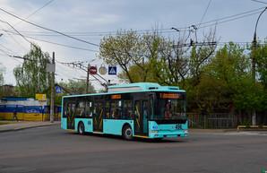 В Чернигов вместо ЛАЗа будет поставлять новые троллейбусы местный автозавод