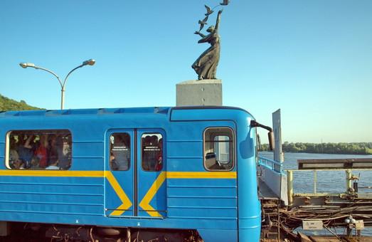 Киевское метро закупит 12 поездов для продления на Виноградарь