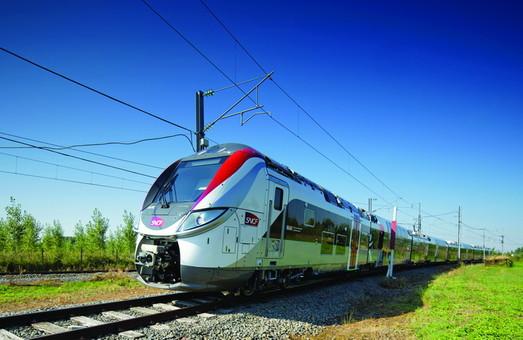 Французские железные дороги заказали 83 двухэтажных электрички на 867 миллионов евро