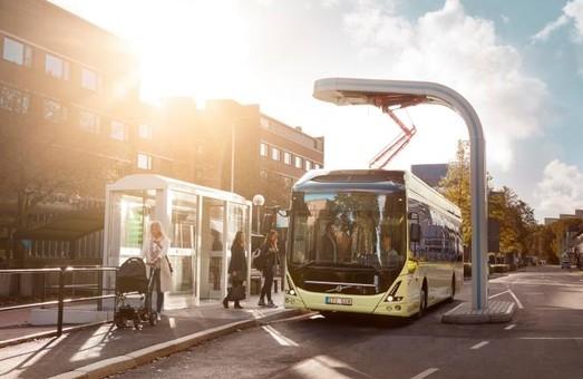 Шведский город Мальмё заказывает партию электробусов