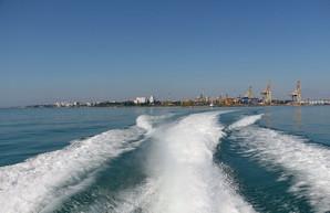 У порта Черноморск будут углублять дно до глубины 16 метров