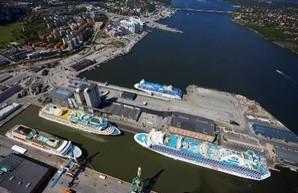 Морской порт в Швеции будет полностью работать на солнечной энергии