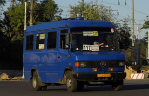 Одесский автобус №117 теперь будет ходить на Слободку