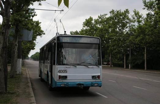 В Ровно не смогли купить подержанные троллейбусы