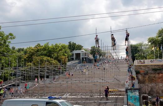 Какие улицы Одессы закроют для движения на период международного кинофестиваля
