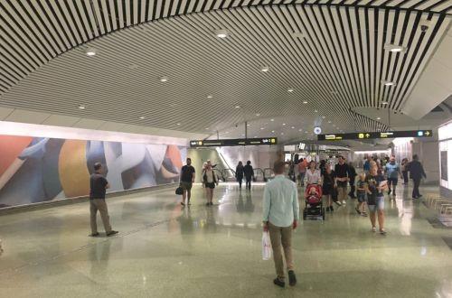 В Стокгольме открыли новую линию пригородного метро