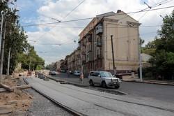 Реконструкция одесской Пересыпи: уже перекрыта улица Одария (ФОТО)