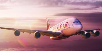 В Киев начинает летать Qatar Airways