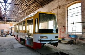 Одесский горсовет выделяет 20 миллионов на закупку еще 5 трамвайных корпусов