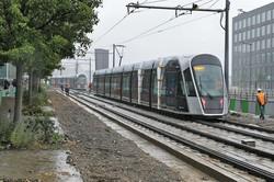 Начались испытания новой системы трамвая Люксембурга (ФОТО, ВИДЕО)